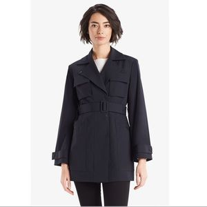 MM Lafleur NWT Mercer Parka in Deep Navy - Size L